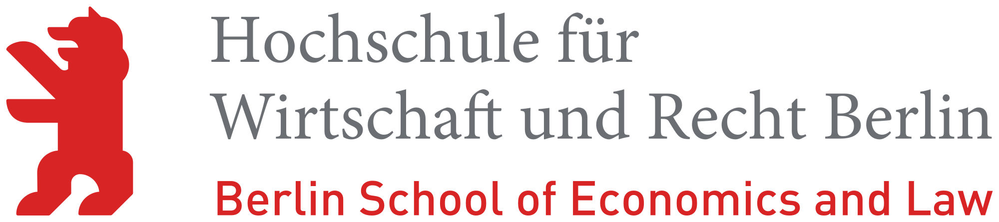 Logo of the Berlin School of Economics and Law
